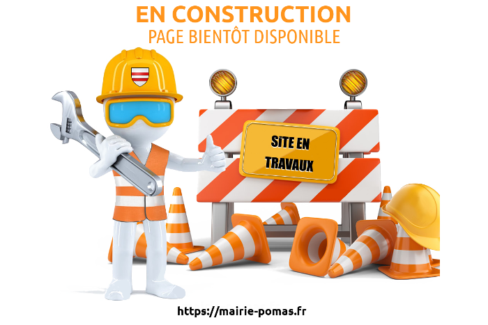 Page en consrtruction